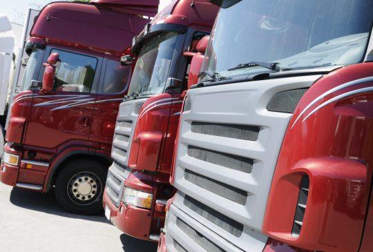trucks, brand new on line
